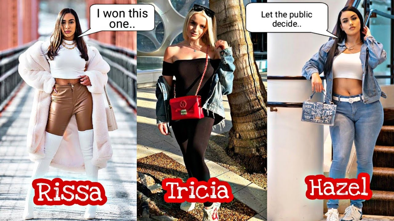 Rissa Vs Hazel Vs Tricia, Who Had The Most Angriest Reaction