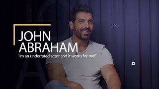 John Abraham Talks About Him Being An Underrated Actor, Batla House And His Love For Comedy Films