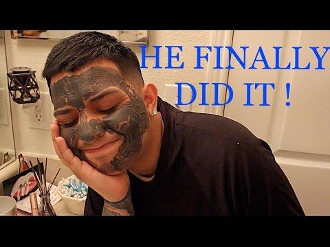 HE FINALLY DID IT !