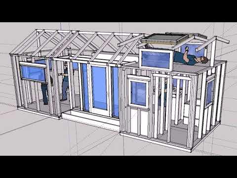 Cool Tiny House Floor Plans
