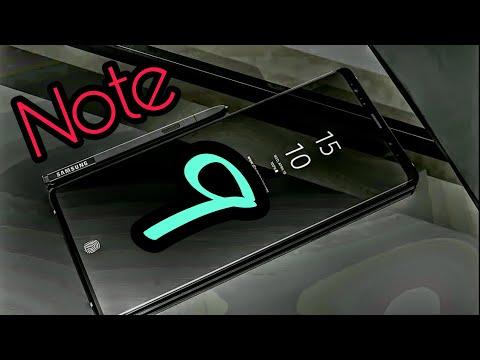 Ya viene el Samsung Galaxy Note 9 - Diseno y Especificaciones - Vale la pena el cambio?