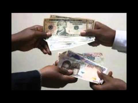 Nigerian currency trading at 440 to the U S  dollar