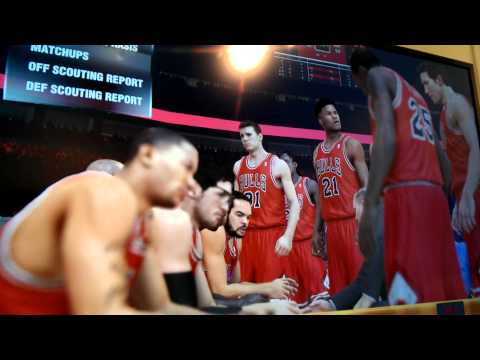 NBA 2K14 Jersey Twitch