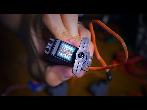 How to: remote control servos