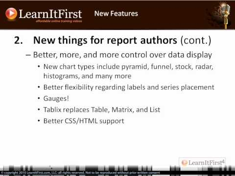 New Features in SQL Server 2008 Reporting Services - Part 2