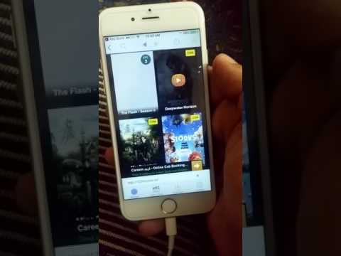 How to download Movie on iphone 6