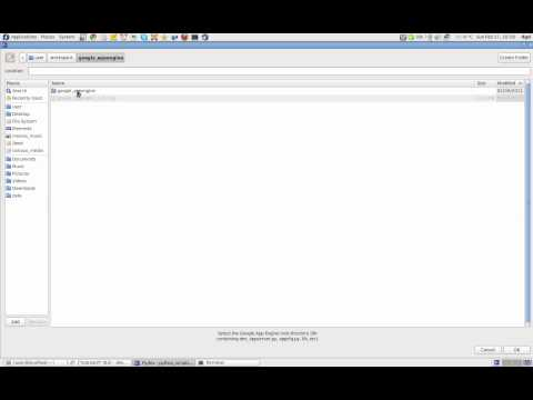 setting up Google App Engine Khan Academy in Eclipse