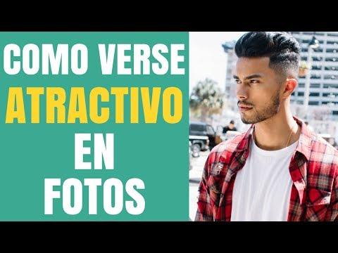 5 Consejos Para Verse Atractivo En Sus Fotos  