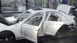 ■BMW 3 Series Production BMW Munich Plant Full HD 1080i