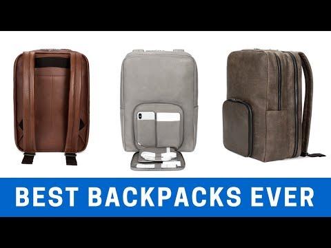 The Best Backpacks In The World Got Even BETTER!