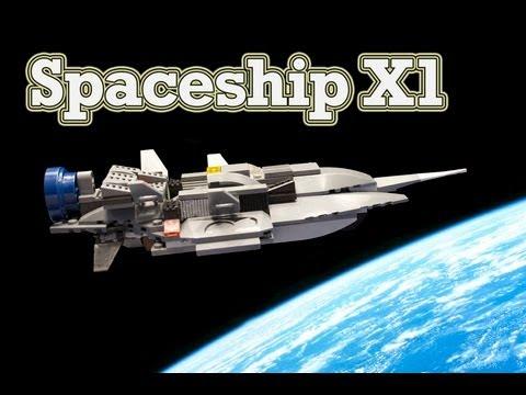 How to Make a Lego Spaceship