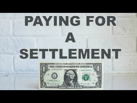 What Needs to be Paid From My Personal Injury Settlement? | Plaintiff Attorney