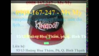 cơ cở chuyên sản xuất nón kết, nón du lịch, nón thời trang, nón hiphop giá rẻ