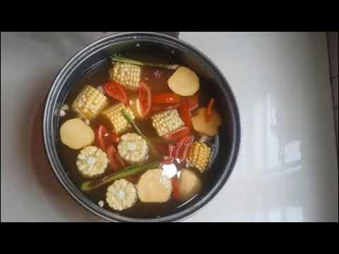 Cách nấu nước lẩu gà nhanh và đơn giản!