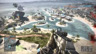 Battlefield 4 My Longest Assault Rifle Kill