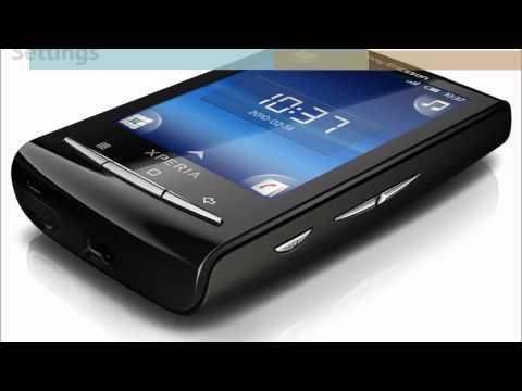 Sony Xperia X10 Mini Forgot Pattern lock or Password