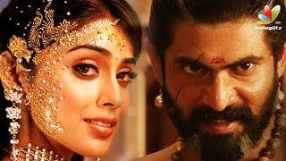 Bahubali 2 - Shriya becomes the wife of Rana   Hot Tamil Cinema News