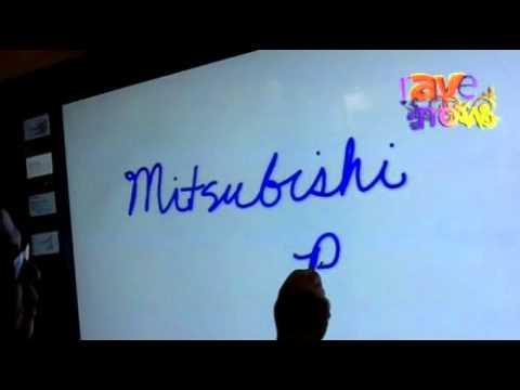 Mitsubishi Intros MDT651S Touch Screen Overlay with Interactive Whiteboarding Capabilities