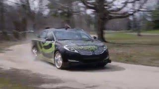 NVIDIA Autonomous Car