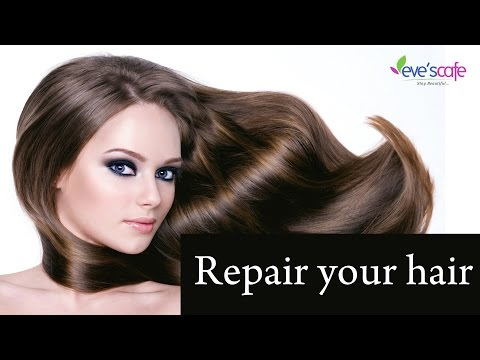 Natural Remedies for  Chemically Treated Hair & Damaged Hair - Natural Hair Care