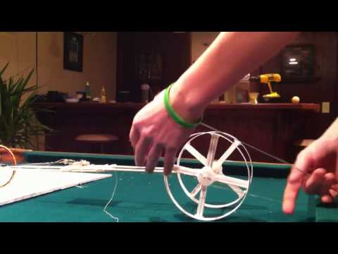 How to make a mousetrap car that goes far