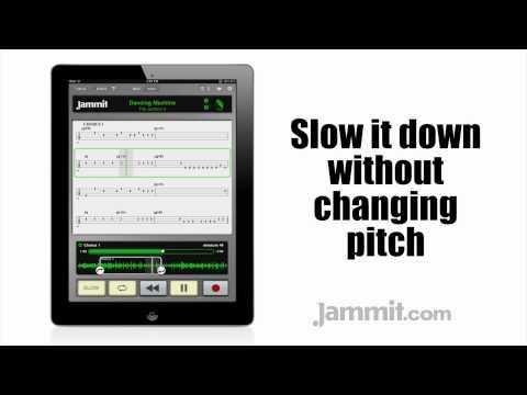 Jammit ipad iphone app The Jackson 5 Video Dancing Machine