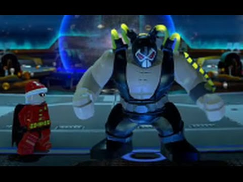 LEGO Batman 3: Beyond Gotham - Cheat Codes (Characters and Red Bricks)