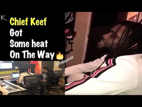 Chief Keef Got Some Heat On The Way With Chopsquad DJ