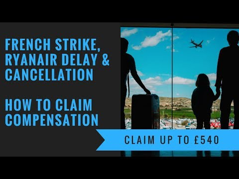 Ryanair Flight Cancellation And Delay Compensation- £540 Ryanair Cancellation Compensation Claim