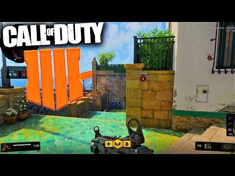 THE FIRST TIME I PLAYED COD BLACK OPS 4 🔥 (CALL OF DUTY BLACK OPS 4 GAMEPLAY)