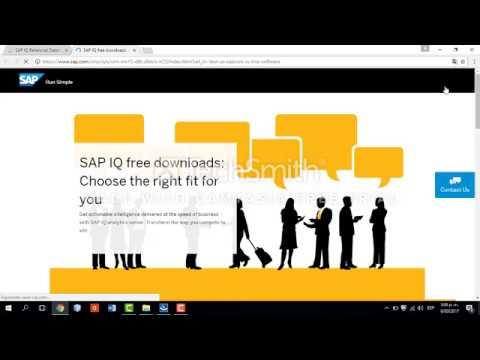 instalación de SAP SYBASE IQ 16.0