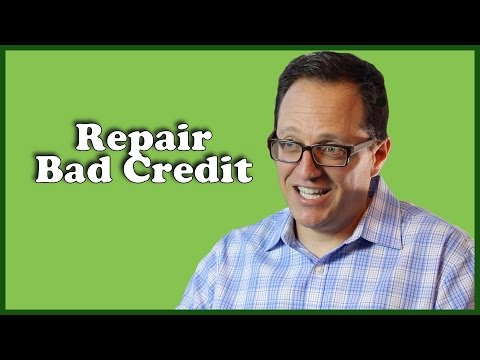 How Can I Repair Bad Credit to Buy a Home?