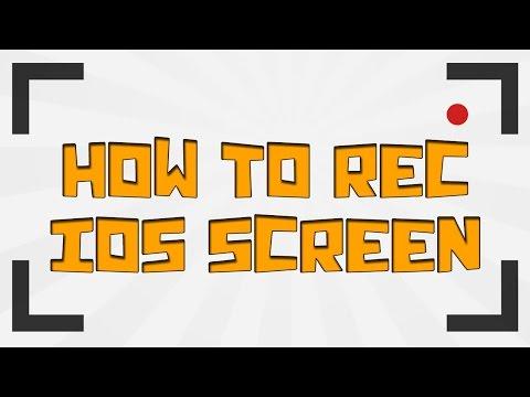 iOS Display Recorder - NO Jailbreak Required!!!