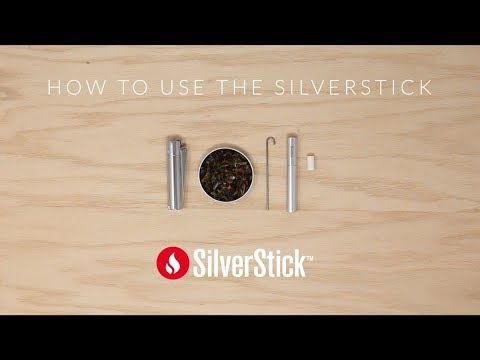 SilverStick: How To Use The Pipe