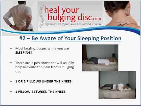 Bulging Disc Treatment | Dr. Ron Daulton, Jr. Discusses 3 Helpful Bulging Disc Treatments