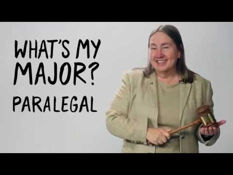 What's My Major: Paralegal Studies - Texas Wesleyan University