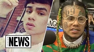 An Expert On If Tekashi 6ix9ine Can Really Disappear | Genius News