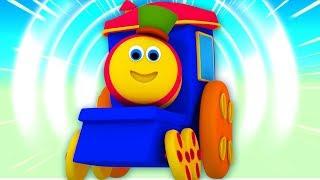 Bob il treno corsia cioccolato bambino rima bob the train