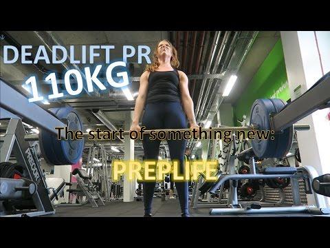 DEADLIFT PR   PrepLife   Keto Diet