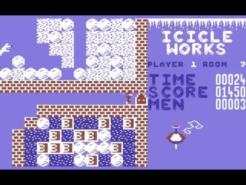 Icicle Works Longplay (C64) [50 FPS]