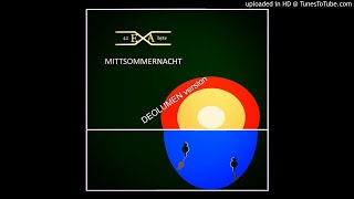42EXAbyte - Midsummer Night [Mittsommernacht DEMO] / Teinach [SD versions]