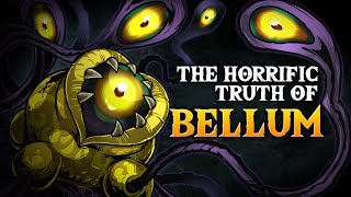 Why Bellum is Zelda's SCARIEST Villain! (Zelda Theory)
