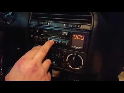 Radio blaupunkt verona code introducir codigo