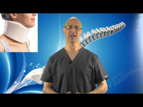 Should You Wear a Cervical Collar for a Pinched Nerve? - Dr Mandell