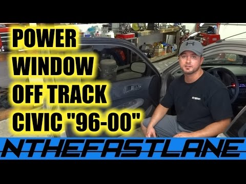Power Window: The Off Track Solution (Honda Civic 96-00)