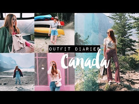 OUTFIT DIARIES FROM CANADA! | TRENDY TUESDAY | MsRosieBea
