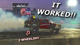 Burnout Rivals BEHIND THE SCENES, drifting X3, and DOUBLE BURNOUT!