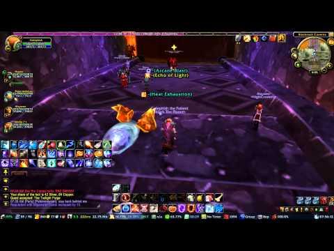 World Of Warcraft  -Blackrock Caverns (80-83) -