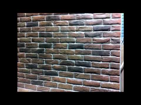 Brick Wall Creative Painting Techniques