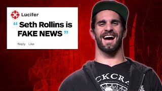 Seth Rollins Responds to IGN Comments